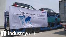 Ekspor kendaraan Suzuki