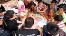 Kredit Pintar Gandeng Komunitas Jendela Dukung Minat Baca Anak-Anak Sejak Dini
