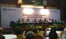 Konferensi Pers Empat Tahun Kerja Pemerintahan Jokowi-JK (Foto: Ridwan/Industry.co.id)