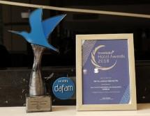 Penghargaan yang diperoleh Daffam Teraskita Jakarta pada 2018 (Foto Ist)