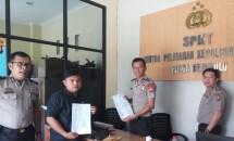 SMSI Bengkulu Dampingi Anggota Lapor ke-Polda (Foto Dok Industry.co.id)