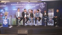 Nivea Gelar Liga Nivea Men TopSkor U-17 2018/2019