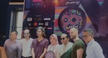 Deddy Dhukun, Dian Pramana Putra, Anang dan Panitia Festival Music 90an