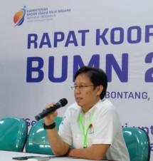 Budi G. Sadikin, Direktur Utama INALUM (Foto Humas BUMN)