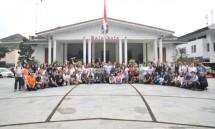 Temu Alumni Akbar Program Studi Hubungan Internasional, Fakultas Ilmu Sosial dan Politik, Universitas Katolik Parahyangan (HI UNPAR)