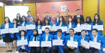 China Harbour Engineering Company Berikan Beasiswa Kepada Mahasiswa Berprestasi President University
