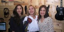 Lia Amelia, Chacha Sherly dan Dara Rafika yang tergabung dalam Trio Macan siap Luncutkan lagu Karna Su Sayang Dalam Versi Dangdut
