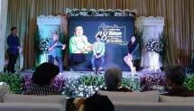 Wendi Winduwasono putra mendiang dari Almh Tuti Soenardi pakar lengendaris kuliner dan ahli gizi Indonesia meluncurkan buku Tuti Soenardi, berjudul 48 Tahun Mengabdi dan Berkarya di Dunia Gizi dan Kuliner yang berlangsung hari ini, Sabtu (3/11/2018).
