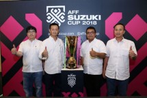 Suzuki Motor Corporation (SMC), induk perusahaan Suzuki yang berkedudukan di Jepang, kembali menjadi title sponsor untuk keenam kalinya dalam AFF Suzuki Cup 2018.