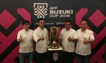 Tur Piala AFF Suzuki Cup tiba di Jakarta (Foto: Ridwan/Industry.co.id)