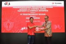 Telkomsel Solusi Digitalisasi Bisnis G4S Indonesia (Foto Industry.co.id)