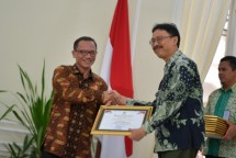 Sekjen Kementan Syukur Iwantoro