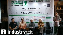 Dorong Inovasi Kemasan, Pameran Plastics & Rubber Indonesia 2018 Akan Segera di Gelar