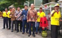 PT. Miwon Indonesia Dompet Dhuafa Bangkitkan Usaha Skala Mikro (Foto Dok Industry.co.id)