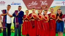 Dato Tony Fernandes di Lake Toba Cultura Week 2018 (Foto Dok Industry.co.id)