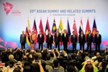 Indonesia kembali menyampaikan perkembangan konsep kerja sama di kawasan Indo-Pasifik dalam KTT ke-33 Asean di Singapura.