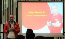Arief Mustain, Direktur Indosat Ooredoo (Foto Industry.co.id)