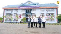 Kementerian PUPR Selesaikan Rusun Keempat di Unismuh Makassar