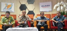 Deputi Bidang Restrukturisasi dan Pengembangan Usaha Kementerian BUMN, Aloysius K. Ro (Humas BUMN)