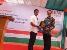 SEVP Bisnis Ritel dan Jaringan BNI Syariah, Iwan Abdi