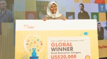 Greenna Juarai Kompetisi Shell LiveWIRE Top Ten Inovator 2018