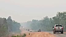 Jalan perbatasan lintas papua