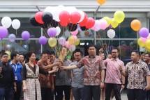 PT Eurokars Motor Indonesia (EMI) resmi memperkenalkan dealer Mazda, PT Majesty Auto Dinamika di Pulau Batam, pada Minggu, (18/11/2018).
