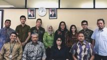 Federasi Cheerleading Seluruh Indonesia (FCSI) saat diterima sebagai anggota sementara olehFederasi Olahraga Rekreasi Masyarakat Indonesia (FORMI)