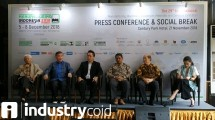 Press Conference Manufacturing Indonesia (Hariyanto/INDUSTRY.co.id)