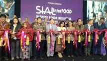 Pameran kuliner internasional Sial Interfood 2018 yang dibuka hari ini Rabu 21 hingga 24 November 2018 di JIExpo Kemayoran (Foto: INDUSTRY.co.id)