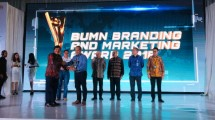 Pegadaian Raih Penghargaan Winner of The Best Marketing