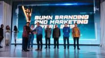 Pegadaian Raih Penghargaan Winner of The Best Marketing