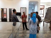 Mentan Amran Sulaiman di Museum Pertanian