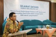 Sekretaris Jenderal Kemenperin Haris Munandar (Foto: Kemenperin)
