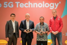Menuju 5G: Indosat Ooredoo-Ericsson Berikan Pengalaman 3D Augmented Reality