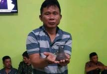 Komplotan Penjual Cula Badam Sumatera berhasil Diringkus