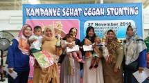 Program Corporate Social Responsibility (CSR) Kampanye Cegah Stunting PT Jababeka Infrastruktur (Foto: Presidentpost)