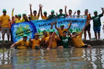 Jabebeka ajak PT TRAD Indonesia tanam Mangrove di Muara Gembong Bekasi