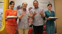 Garuda Indonesia-HokBen Hadirkan News Inflight Menu (Foto Dok Industry.co.id)