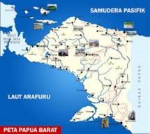 Peta Nduga Papua (Foto Dok Industry.co.id)