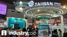 Booth Taiwan Smart Machinery (Hariyanto/INDUSTRY.co.id)