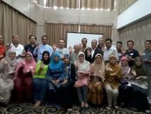 Peserta workshop NAP yang diselenggarakan Gayatri