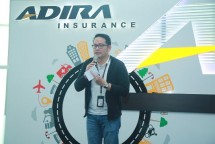 Digital Business Division Head PT. Adira Insurance Jonathan David Nandana (Foto Dok Industry.co.id)