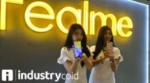 Realme U1 (Hariyanto/INDUSTRY.co.id)