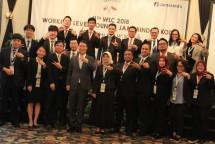 Delegasi Korea Credit Guarantee Fund atau KODIT kunjungi Perum Jamkrindo