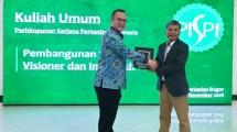 Sunarso Dorong Pembangunan Industri Pertanian 4.0 Visioner & Terintegratif