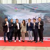 Generasi Wonderful Indonesia (GenWI) Tiongkok promosikan 10 Bali Baru (Foto: Kemenpar)