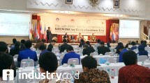 The 14th ASJA -ASCOJA International Symposium (Hariyanto/INDUSTRY.co.id)