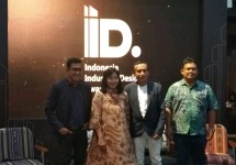 Direktur Jenderal IKM Kemenperin Gati Wibawaningsih dalam acara Kick Off Indonesia Industrial Design Awards (IID Awards) (Foto: Ridwan/Industry.co.id)