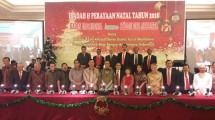 Kamar Dagang dan Industri (Kadin) Indonesia bersama Kadin Provinsi DKI Jakarta gelar perayaan Natal 2018 (Foto: Kadin Indonesia)